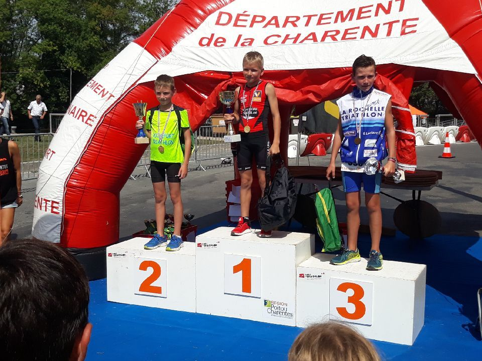 Triathlon de Cognac